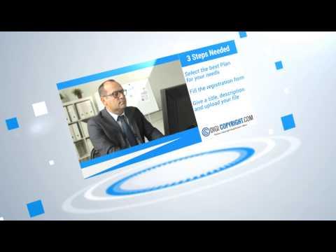 DigiCopyright.com : Copyright Office Protection Service