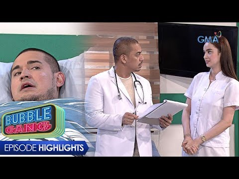 Bubble Gang: Taning hospital