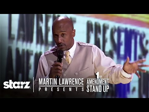 1st Amendment Stand Up - Damon Williams