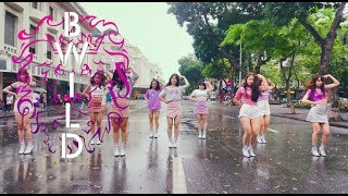 "Video [KPOP IN PUBLIC CHALLENGE] TWICE (트와이스) ""What is Love?"" (왓 이즈 러브) Dance Cover By B-Wild From Vietnam MP3, 3GP, MP4, WEBM, AVI, FLV April 2018"