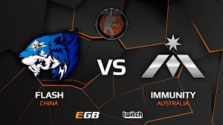 Flash vs Immunity, map 1 inferno, Asia Minor – PGL Major Krakow 2017