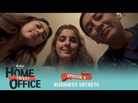 Dice Media | Home Sweet Office (HSO) | Web Series | S01E04 - Business Secrets