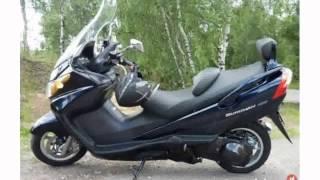 1. 2004 Suzuki Burgman 400 - Details