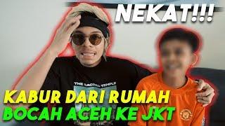 Download Video BOCAH NEKAT Kabur Dari Aceh Ke JKT Sendiri utk ATTA... MP3 3GP MP4