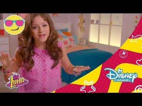 Disney Channel España   Soy Luna DIY: Fashion - Beauty -Pulseras multicolor