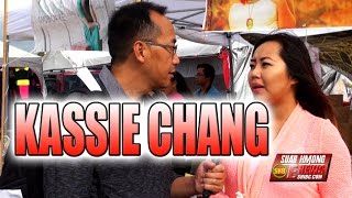 Suab Hmong e-News:  Exclusive Interviewed Kassie Chang on Her First Album