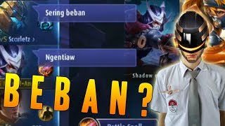 Download Video BELUM MAIN UDAH DIKATAIN BEBAN? :( | Mobile Legends Indonesia MP3 3GP MP4