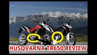 4. Husqvarna TR650 Review
