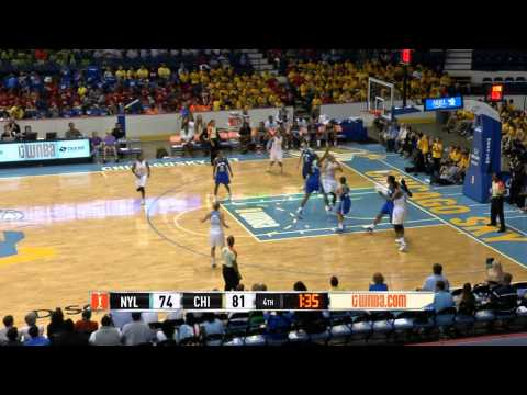 Rookie Elena Delle Donne Top 10 plays 2013 Season