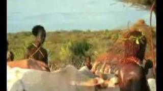Hamer Tribe Bull Jump Ceremony