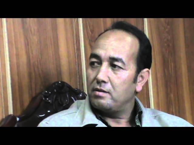 قسمت اول گفتگوی عبدالقادر مصباح با مشاورحقوقی وسخنگوی وزارت مبارزه با موادمخدر