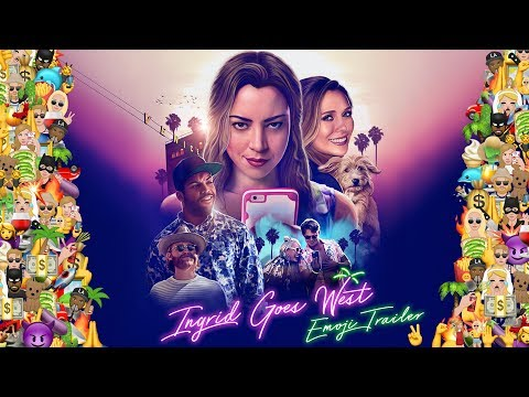Ingrid Goes West (World Emoji Day Trailer)