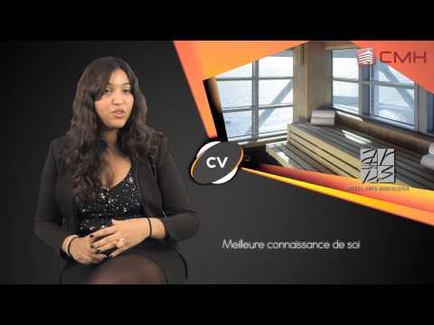 CMH Hospitality School: CV Vidéo Kamilia Soltani