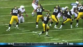 Jordan Hill vs Iowa (2012)