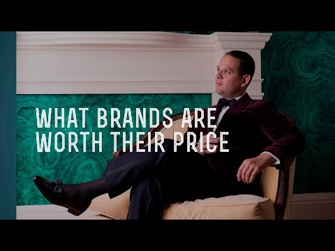 What Men's Clothing Brands Are Worth Their Price - #askGG - No. 4 Gentleman's Gazette