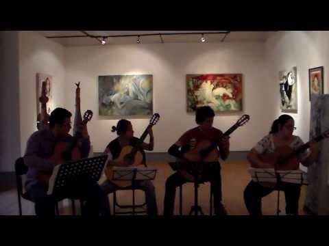Cuarteto Venus – Carmen Suite – No. 1 Aragonesa – Georges Bizet