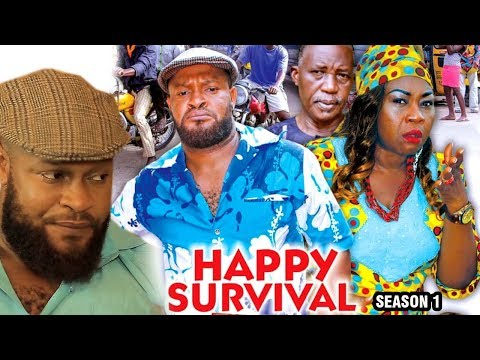 HAPPY SURVIVAL {Part 1}  - New Movie 2019 Latest Nigerian Nollywood Movie Full HD