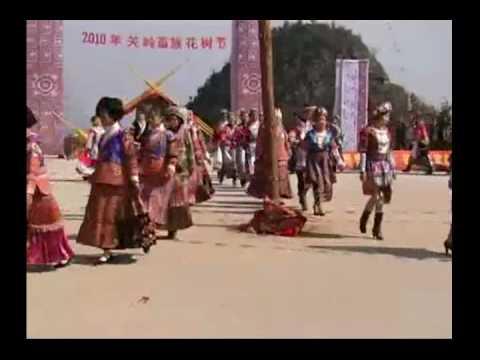 Hmoob Suav Tsoos Tshos (Lub Xeev Guizhou) Miao/Hmong Chinese Fashion Show