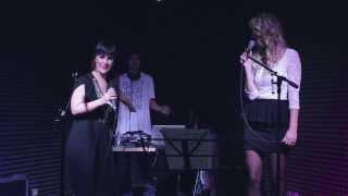 Video Baška a Elvi - Dážď (live)