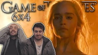 "Game of Thrones Season 6 Episode 4 REACTION ""Book of the Stranger"""