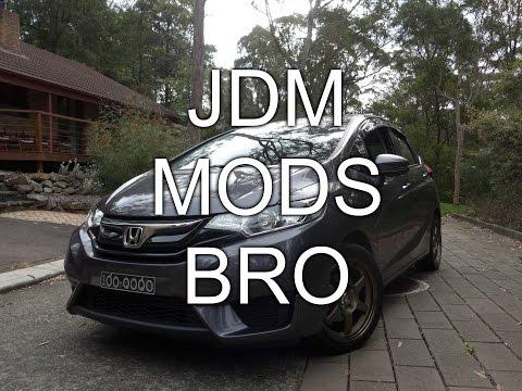 Honda Jazz/Fit Build EP1 Wheels + JDM MODS BRO