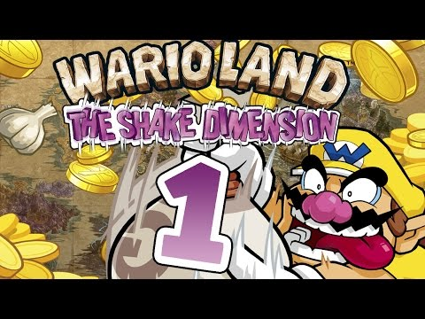 im - Wario Land 5 The Shake Dimension [Deutsch/Blind] Part 1: Wario im Anime-Style ▻ Meinen Kanal abonnieren: http://goo.gl/440Rdg ▻ Facebook Fanpage: http://goo.gl/7P3atL ▻ 2. Kanal, Previews...