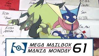 Pokémon Cards - Mega Mailbox Mania Monday #61! by The Pokémon Evolutionaries