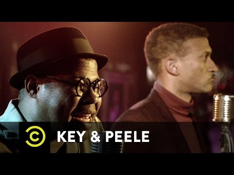 Key & Peele - Scat Duel (видео)