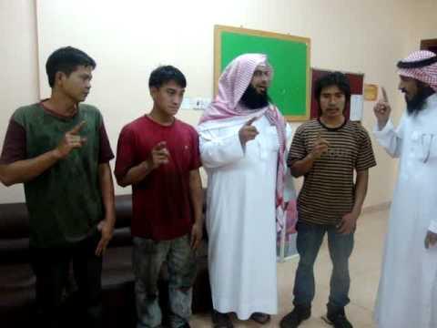 تعاوني سكاكا ينظم رحلة للمسلمين الجدد