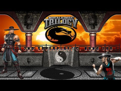 mortal kombat trilogy playstation 2