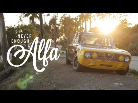 0 Too Many Alfa Romeos? No Such Thing [Video]