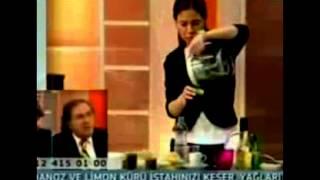 İbrahim Saraçoğlu Maydonoz Limon Suyu Sarımsak Kürü-Maydanoz Suyu Faydaları