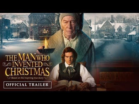 THE MAN WHO INVENTED CHRISTMAS | Official Trailer