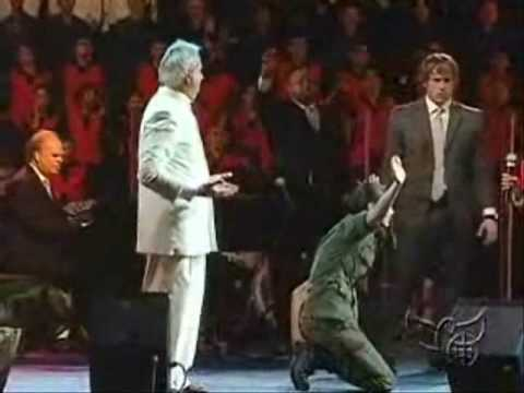 Benny Hinn's 'Miracle Woman