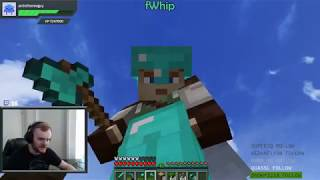 FINISHING THE PROJECT :: Survival Minecraft 1.12 World Building :: Building with fWhip