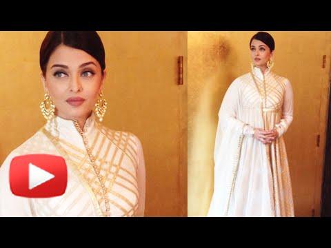 Aishwarya Rai's LATEST LOOK At Jewellery Launch, C