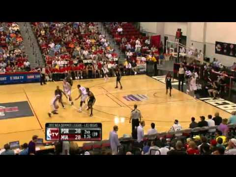 Summer League: Blazers 81 – Heat 55