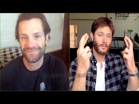 Supernatural Season 16: Jensen  Ackles & Jared Padalecki Talk Supernatural Reboot!