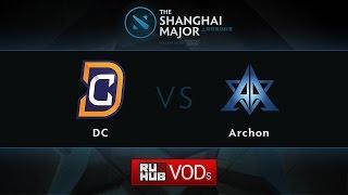 DC vs Archon, game 1