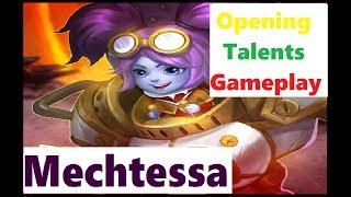 MUST SEE! Luckiest Talent Roll! Opening, Leveling Rolling Talents for MECHTESSA, new hero after Update. Review, gameplay, best talent options etc...Leader of guilds Lithuania, Lietuva, Lietuva-1, Lietuviai and LTU. Always seeking active players. Lietuviai kvieciami prisijungti. Line ID: mvz1Facebook Group:https://www.facebook.com/groups/1776268065931622/Enjoy!