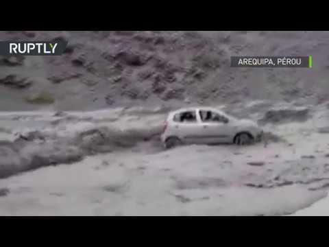 Pérou: 18 mille familles submergées par les inondations