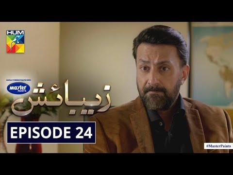 Zebaish | Episode 24 | Digitally Powered By Master Paints | HUM TV | Drama | 20 November 2020