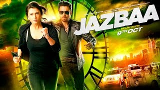 Jazbaa   Official Trailer   Irrfan Khan   Aishwarya Rai Bachchan   Bollywood Thriller Film