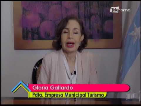 Pregón cívico La fundación de mi nuevo Guayaquil camino al Bicentenario
