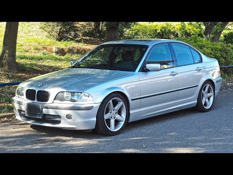 2000 BMW 323i E46 - Japan Auction Purchase Review