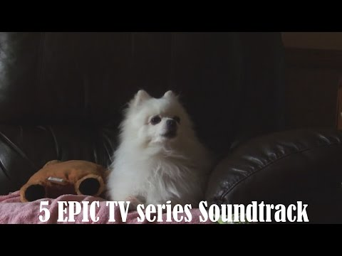 Gabe The Dog - 5 EPIC TV Series Soundtrack