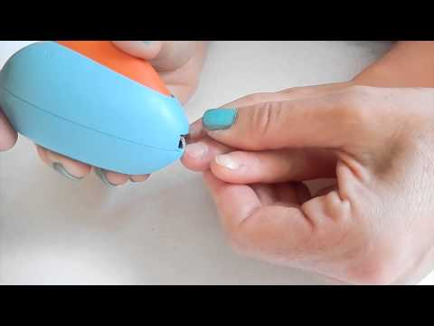 Baby Comfy Nail Deluxe Safety Clippers