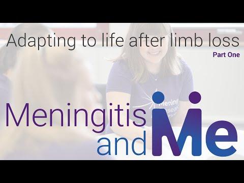 Meningitis & Me: Adapting to life following limb loss due to meningitis / septicaemia (Part 1)