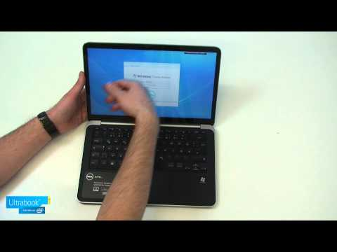 DELL XPS 13 Ultrabook mit Core i5,...