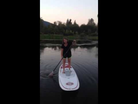 ALS Ice Bucket Challenge:  Rep. Sara Gelser (Captioned)